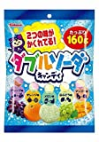 baking soda candy - Kabaya Double Soda Candy 5 Fruit Flavor Pack