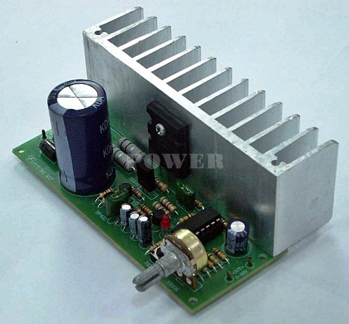 - DC to AC Inverter 12Vdc to 110V / 220V AC True 200W Electronic Circuit Board Kit : MXA059