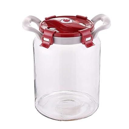 Dispensador de bebidas de cristal, barril de vino, barril de ...