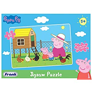 Frank Peppa Pig Puzzle For...