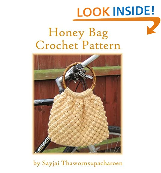 Crochet Bag Patterns Amazon
