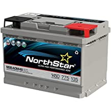 NORTHSTAR Pure Lead Automotive Group 48 (L3) Battery NSB-AGM48
