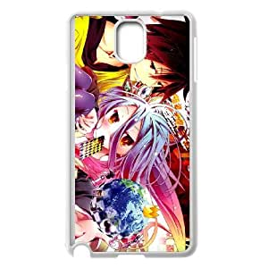 Samsung Galaxy Note 3 Cell Phone Case White No Game No Life Phone Case Cover Personalized Custom CZOIEQWMXN4798