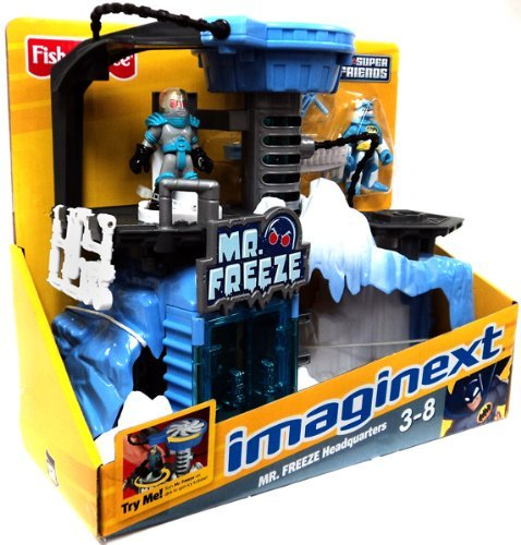 imaginext mr freeze batman - 5