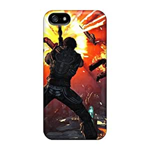 Luoxunmobile333 Fashion Protective Bulletstorm Cases Covers For Iphone 5/5s