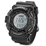 IDS Home Outdoor Sports Waterproof Gear Digital Quartz Wrist Watch