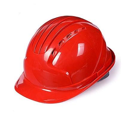 Casco de Seguridad en la construcción - Sitio de construcción Líder del Proyecto de construcción del
