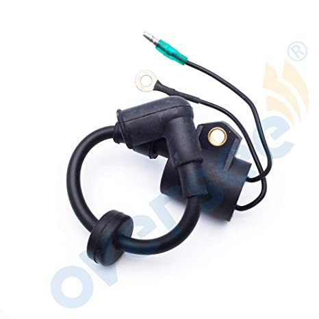 IGNITION COIL ASSY fit Yamaha Outboard Engine 61N-85570-10 00