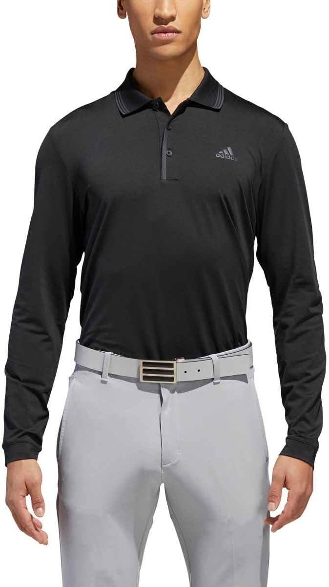 adidas Golf Ultimate - Polo térmico de Manga Larga para Hombre ...