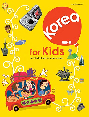 Korea for Kids: An intro to Korea for young readers