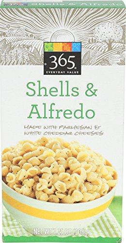 Shrimp Alfredo - 365 Everyday Value, Shells & Alfredo, 7.25 Ounce