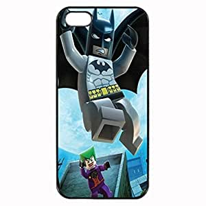 Lego Batman 2 DC Super Heroes Custom Image For SamSung Note 2 Phone Case Cover Diy pragmatic Hard For SamSung Note 2 Phone Case Cover High Quality Plastic Case By Argelis-sky, Black Case New