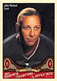Abby Wambach trading card (USA Womens Soccer) 2011 Upper Deck Goodwin Champions #14