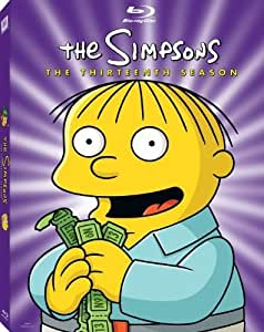 The Simpsons: Season 13 [Blu-ray]