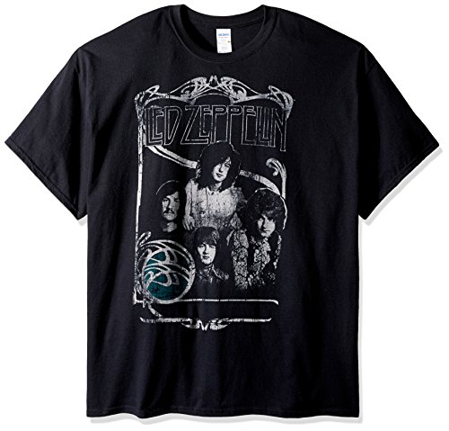 Led Zeppelin - Mens Good Times Bad Times T-shirt