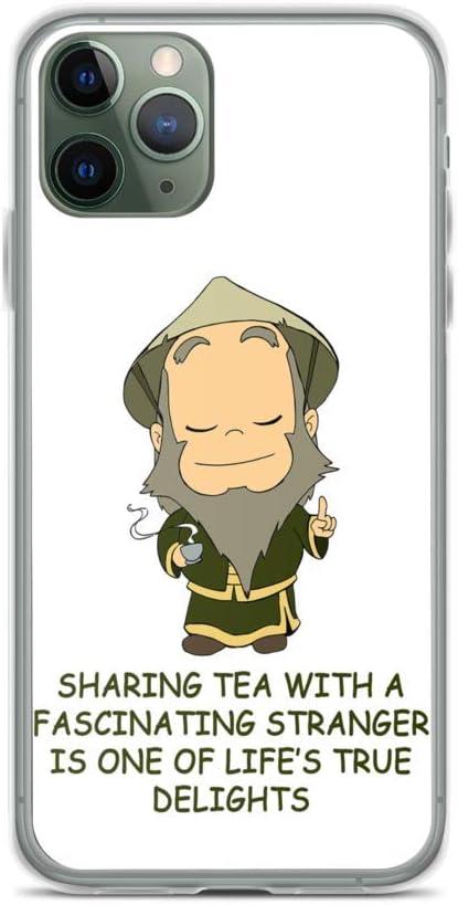 Amazon.com: Phone Case Uncle Iroh Sharing Tea Quote Design ...