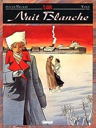 Nuit blanche, tome 3 : Agafia par  Yann