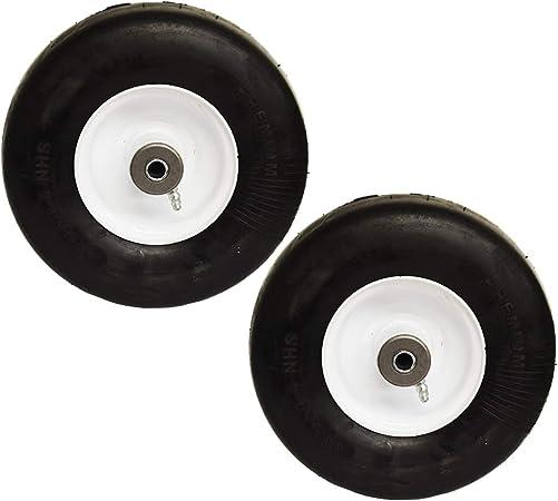 Amazon.com: 2PK 1521181 5021181 - Juego de 2 ruedas de ...