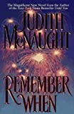 Remember When, Judith McNaught, 0671525700