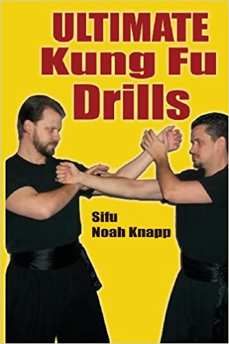 Book Ultimate Kung Fu Drills