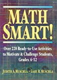 Math Smart, Gary Robert Muschla and Judith Muschla, 0130600490