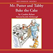 Mr. Putter and Tabby Bake the Cake | Cynthia Rylant