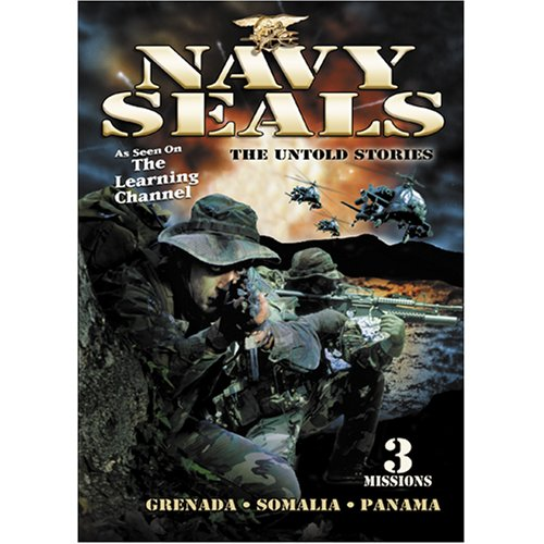 Navy Seals: The Untold (Colour Goes Navy Blue)