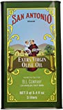 Imported From Italy Extra Virgin Olive Oil, 3 Liter (101-Ounce) EVOO Tin
