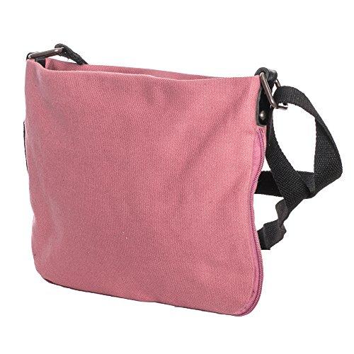 Sac rose avec en suspendre tissu à TUCD Femmes Bandoulière sac étoile 0147 impression Gadzo Petit Sac Cabas 5qBx0wZP