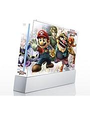 Super Smash Bros Brawl Game Skin for Nintendo Wii Console