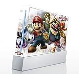 Super Smash Bros Brawl Game Skin for Nintendo Wii