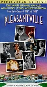 Pleasantville (Widescreen Edition) [VHS]