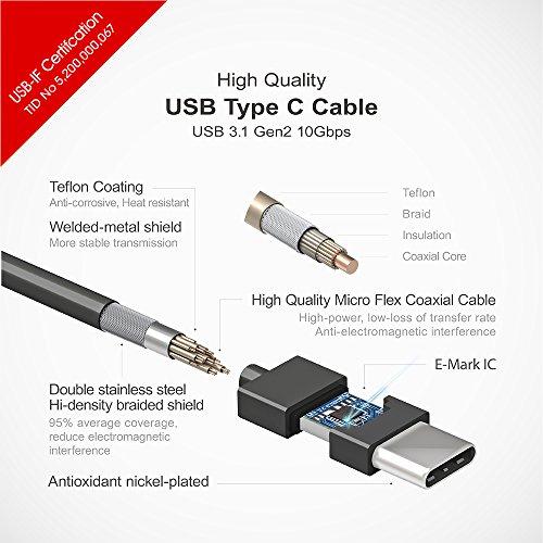 "Mediasonic ProRaid USB-C 2 Bay 2.5"" SATA SSD / Hard Drive Enclosure – USB 3.1 Gen-II 10Gbps Speed / USB Type C (HUR6-SU31C Grey) by Mediasonic (Image #5)"
