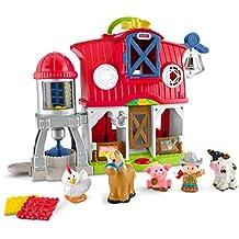 Fisher-Price Little People Caring para los animales granja Set