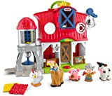 Fisher Price Little People Caring For Animals Farm Playset (Small Image)