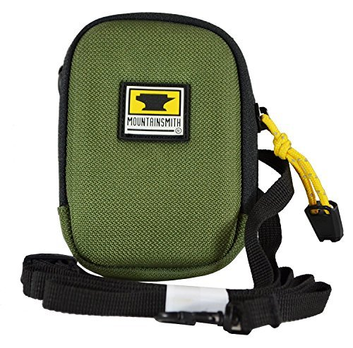 Mountainsmith Cubik Camera Case Small - Pinon Green - 2013 - Recycled Material