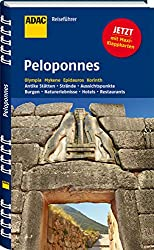 ADAC Reiseführer Peloponnes: Olympia Mykene Epidauros Korinth