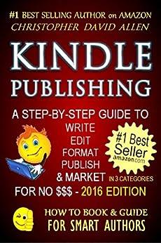 KINDLE PUBLISHING STEP STEP Self Publishing ebook product image