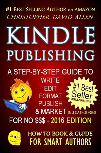 Best-selling KINDLE PUBLISHING - A