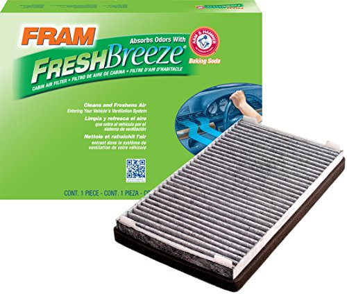 FRAM CF10137 FreshBreeze Cabin Filter product image