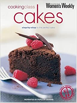 Cooking Class Cakes The Australian Womens Weekly Australian - Kids birthday cakes australian womens weekly essential paperback