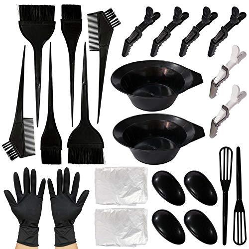 🥇 Corrines – Kit de herramientas de tinte para el pelo