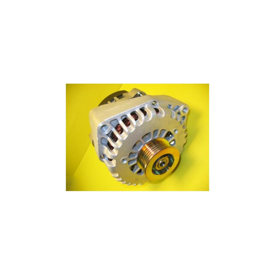 Db Electrical HO 8302 250 Alternator for High Output 250 Amp 4.3 4.3L 4.8 4.8L 5.3 5.3L 6.0 6.0L Chevy Silverado Truck 05 06 07 2005 2006 2007