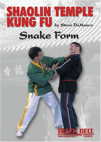Shaolin Temple Kung Fu, Snake Form - by Steve DeMasco