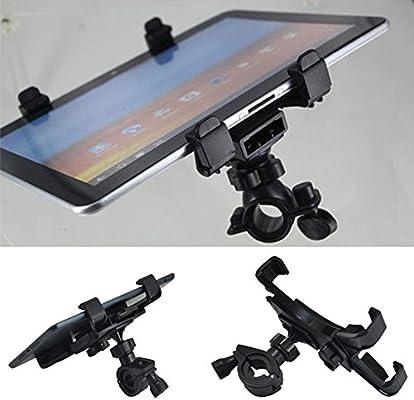 DEHAIW Soporte para Tablet de Bicicleta, Soporte de Bicicleta ...
