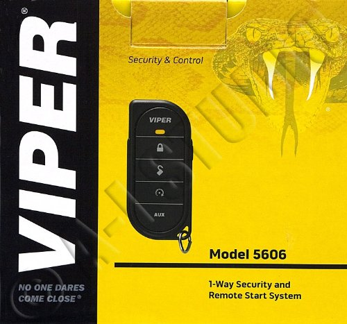Viper 5606V 1-way Security System w/Remote by Viper (Image #1)