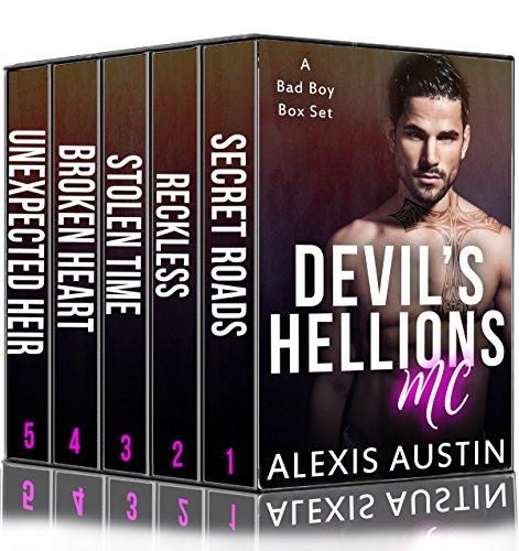 Devil's Hellions MC Series Box Set (Mc Bbw Series Collection)