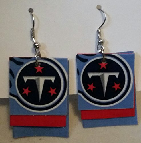 Tennessee Titans NFL Earrings
