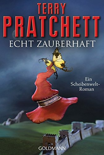 Echt zauberhaft: Ein Scheibenwelt-Roman Taschenbuch – 14. September 2015 Terry Pratchett Gerald Jung Goldmann Verlag 3442483638