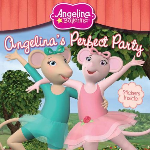 Angelina's Perfect Party (Angelina